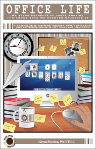 An image of the Office Life ebook cover